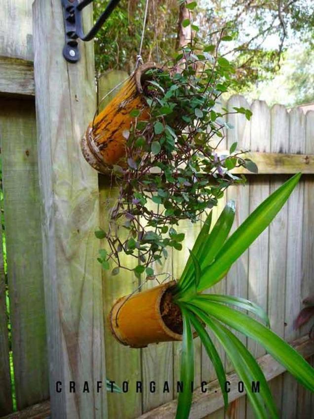 Bamboo Crafts Ideas Gardens