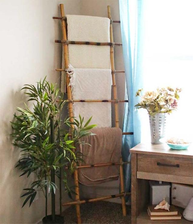 17 ideas para decorar con ca as de bamb - Bambu para decorar ...