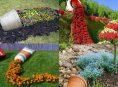 imagen 15+ macetas derramadas para decorar tu jardín