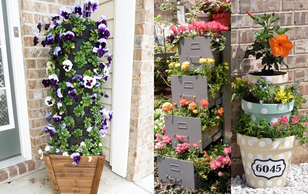 torres de flores