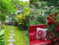 imagen Fantásticas ideas para decorar el jardín