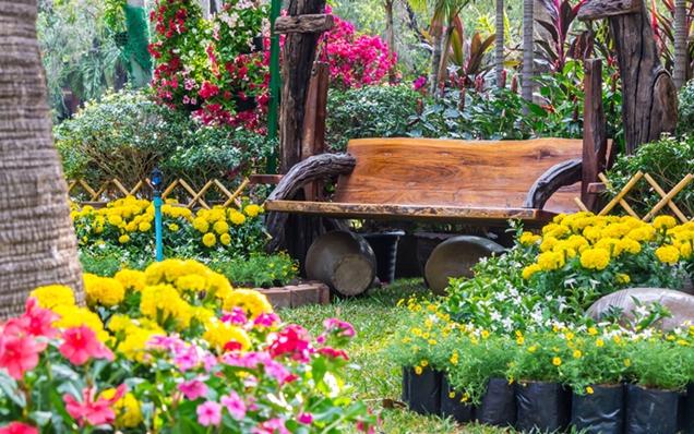 ideas de jardin que volaran tu mente