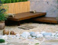 imagen Ideas de patios construidos con materiales mixtos