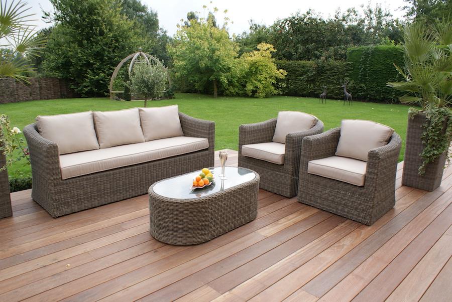 Muebles De Jardin En.Que Muebles De Jardin Necesitas