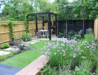 imagen Lograr un jardín bonito y práctico